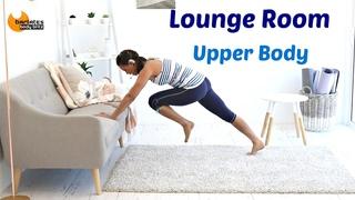 Linda Wooldridge - PILATES UPPER BODY WORKOUT - Lounge Room Upper Body Workout | Тренировка верха со стулом или диваном