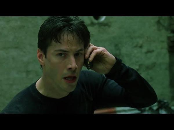 Run Neo Run The Matrix Open Matte
