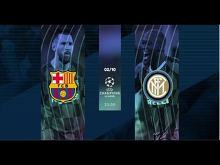 Inter - Barcellona ⚫️NOT FOR EVERYONE🔵