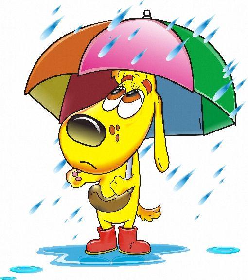 часто прикольные анимационные открытки с плохой погодой интеграция это