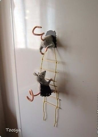 Магнит Мышки - воришки ...