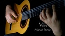 Yoo Sik Ro (노유식) plays Valse by Manuel Maria Ponce