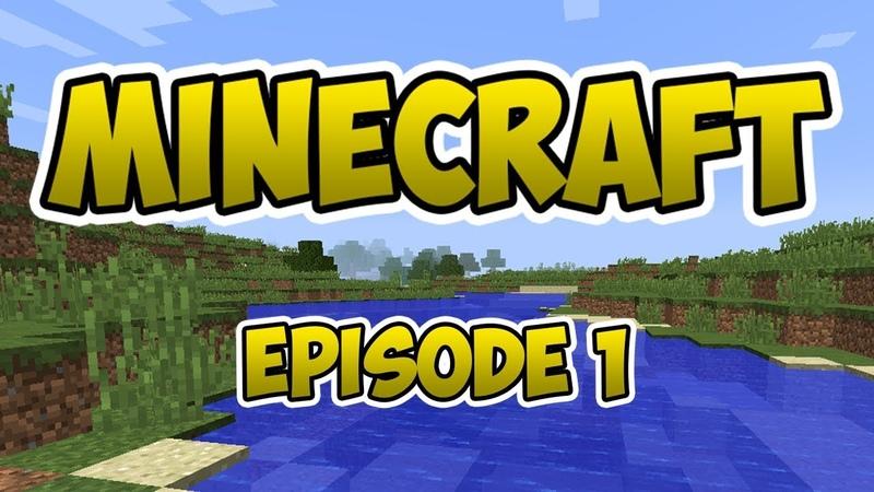 Minecraft Gameplay   Episode 1   No commentary   Unknown Village