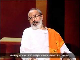 [Eng. Subt.] Śrī Mani Dravid Śāstrī interviewed about  his traditional learning of Śāstra