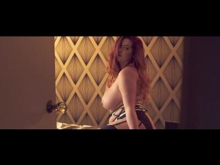 Lucy vixen strap yourself in ( erotic эротика fetish фетиш big boobs score model chubby ass )