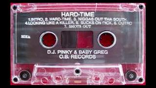 Dj Pinky - Hard Time (Full Album)