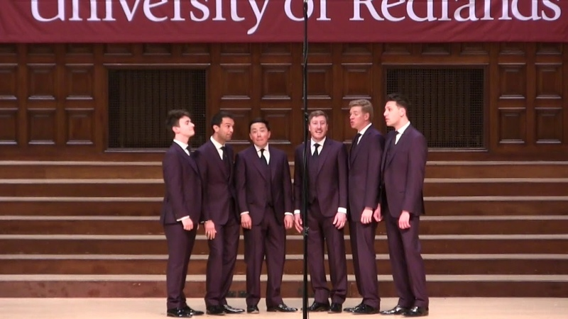 The King's Singers Live Overture to 'William Tell'