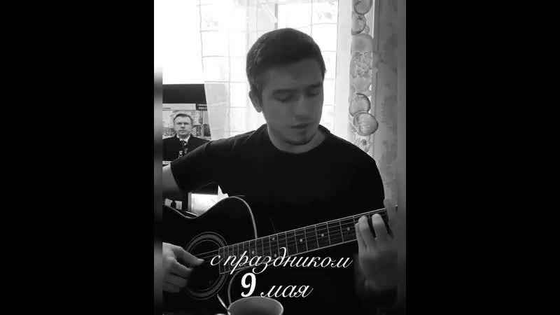 Астемир Апанасов Тёмная ночь