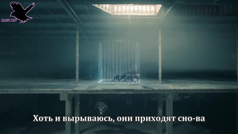 BTS - Black Swan Art Film performed by MN Dance Company (рус караоке от BSG)(rus karaoke from BSG)