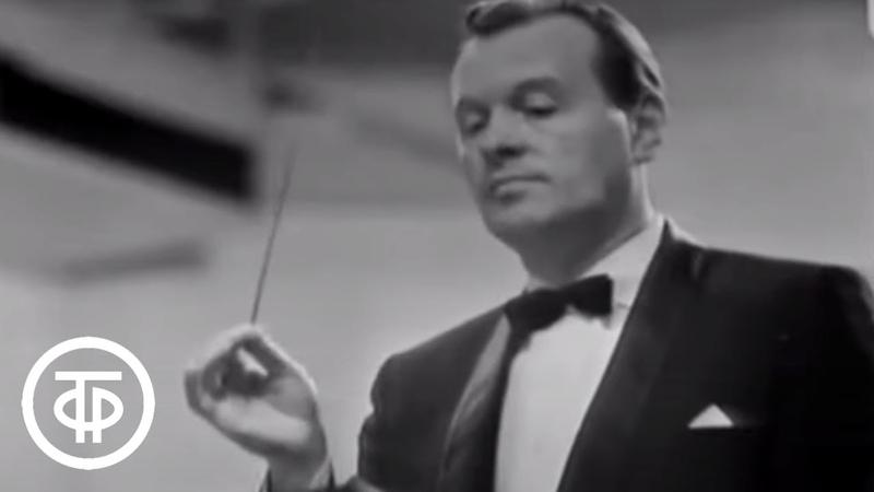 Чайковский Времена года (1972). Дирижер Е.Светланов Tchaikovsky The Seasons