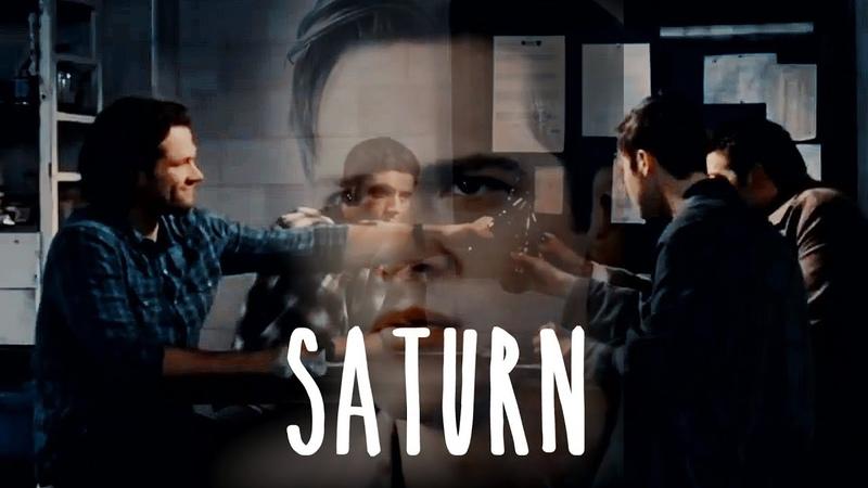 Jack Kline Sam/Dean/Cas - Saturn (14x08)