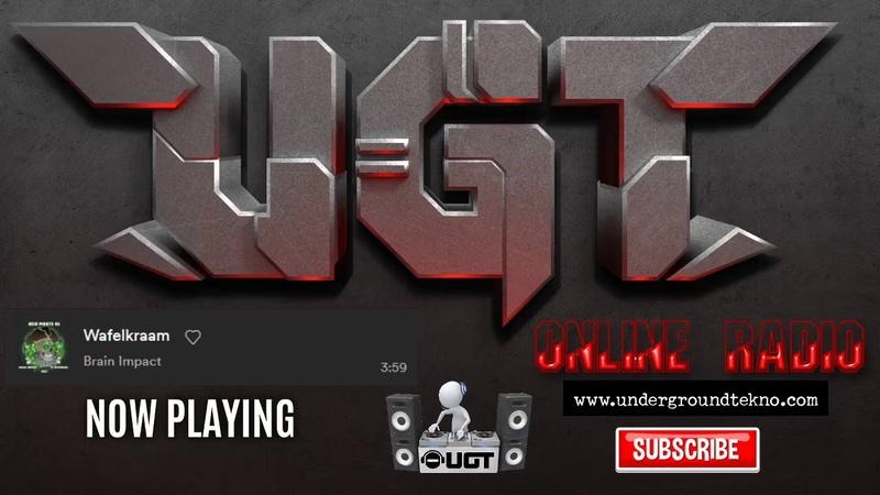UGT RADIO 24 7 FRENCHCORE HARDTEK TRIBE RAGGATEK