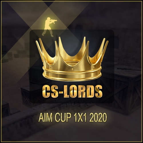 Турнир по Counter-Strike 1.6 - CS-LORDS AIM CUP 1x1 2020
