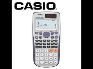 Как произвести тех обслуживание калькулятора Fx   991es plus