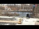 Игровые и спортивные площадки, зоны отдыха и современное оснащение: в Петровском парке