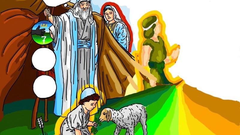 ВАЙЕРА И ЯВИЛСЯ ~ БЕРЕШИТ БЫТИЕ 18 1 22 24