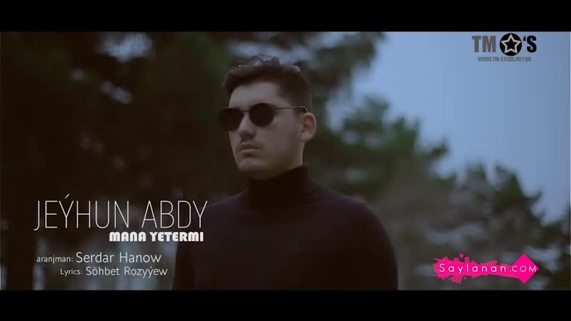 Jeyhun Abdy Mana yetermi