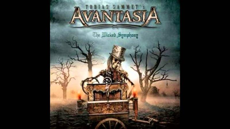 Scales of Justice - Tim Ripper Owens Tobias Sammet (Avantasia)