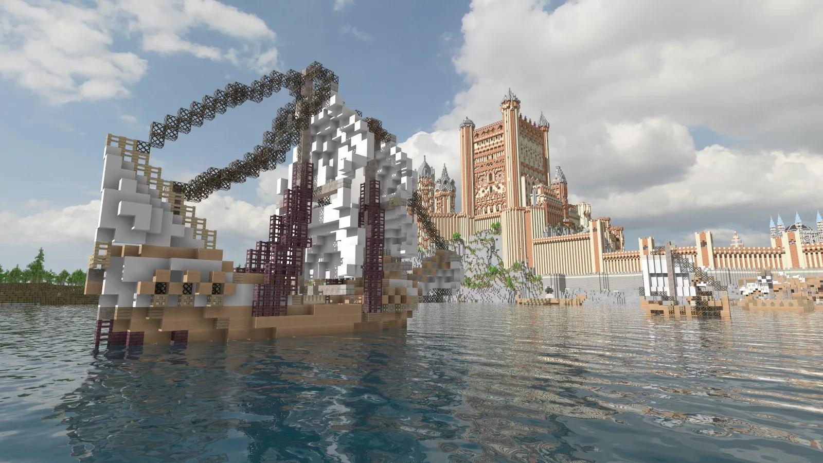 В Minecraft переработали блоки