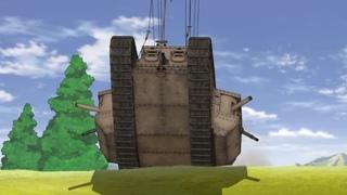Железный капут только с танкодевками · #coub, #коуб
