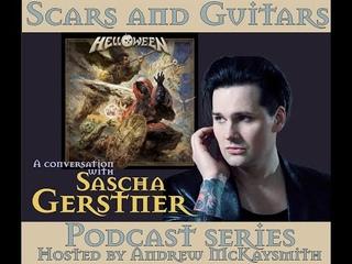 A conversation with Sascha Gerstner (Helloween/ Palast).