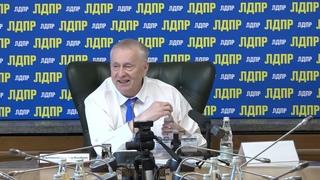 Новое заявление Жириновского про Украину