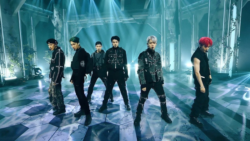 EXO엑소Obsession (EXO Ver.) @EXO THE STAGE