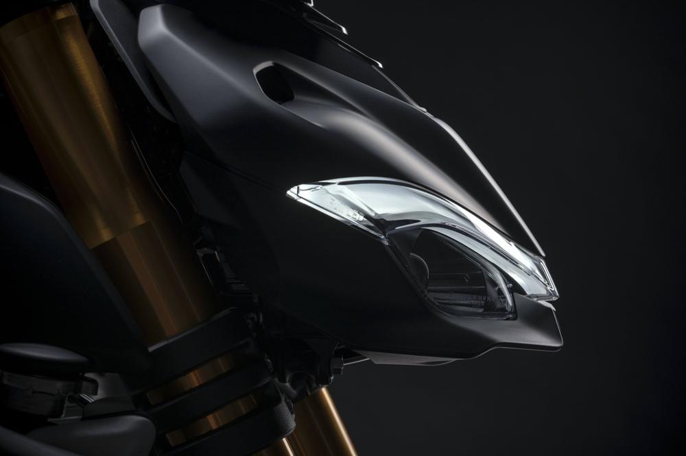 Мотоцикл Ducati Streetfighter V4S Dark Stealth 2021