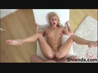 Анальный кастинг молодой сисястой блондинки mature teen anal milf