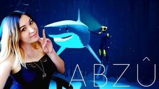 ABZU ➤ 3060 RTX(в 2К) Водичка, акулята, полный дзен - Прохождение игры на русском - PC