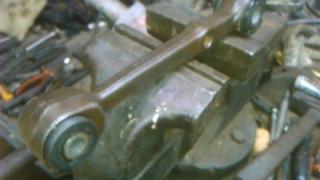 Как заменить сайлентблоки передних рычагов ВАЗ 2109-2114.