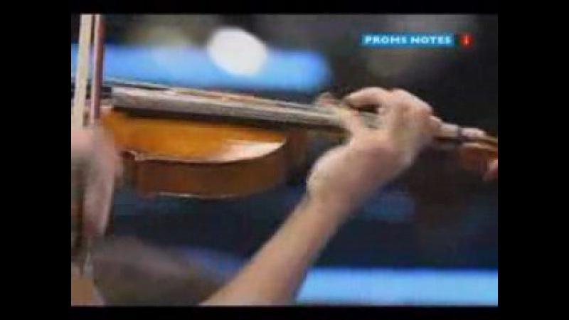 Leila JOSEFOWICZ Concerto pour Violon de BRUCH Mvt 3