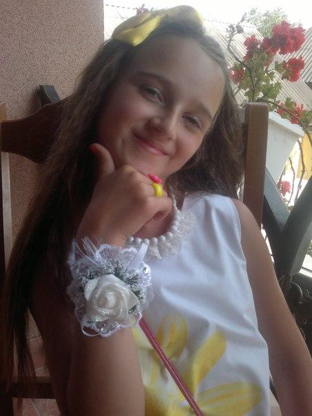 Дарья Пецко, Свалява, Украина