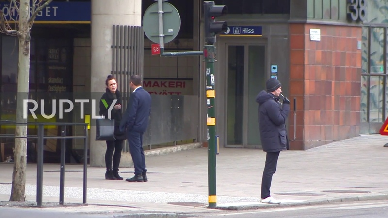 Sweden Daily life continues in Stockholm amid mild coronavirus measures