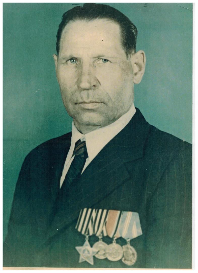 Вали Тагиров. Послевоенное фото