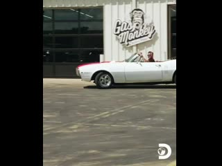 Gas Monkey Garage - Pontiac Firebird.