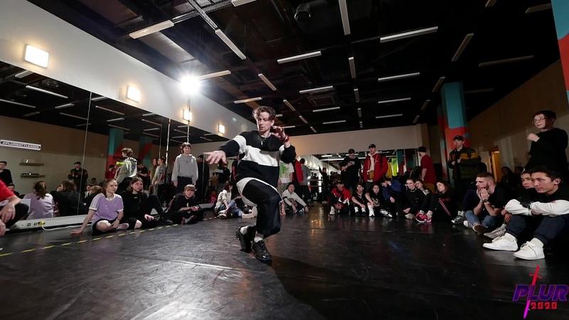 Hip-Hop preselection Part 6 | JUDGE ZYKO | P.L.U.R. 2020 | Danceproject.info