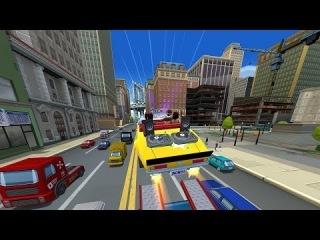 Crazy Taxi: City Rush | Геймплей