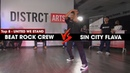 Beat Rock Crew vs Sin City Flava (Top 8) UNITED WE STAND 2020 stance