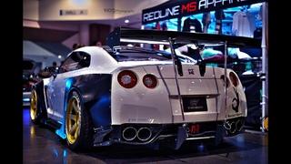 Мегазаводы: Nissan GT-R