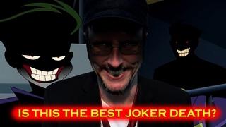 Ностальгирующий Критик - Лучшая сцена смерти Джокера? (2017)