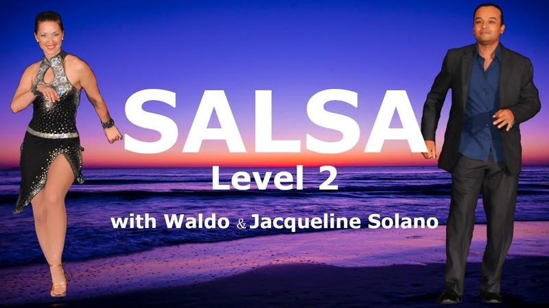 Salsa Dance Level 2 Media Mariposa Turn Pattern 💃📱🕺