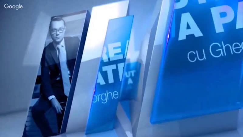 Renato Usatîi este invitatul lui Gheorghe Gonța la emisiunea Puterea A Patra, la N4.