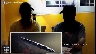 ★ 2 initiés révèlent une flotte spatiale secrète en Antarctique et une mission vers Oumuamua !