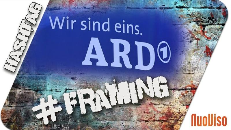 Framing Wie die ARD mit GEZ Geldern die GEZ Zahler manipuliert