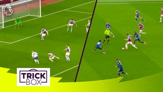 Lucas Moura TWISTS Matty Cash & Declan Rice SPEEDS past Arsenal   BEST Premier League Skills   March