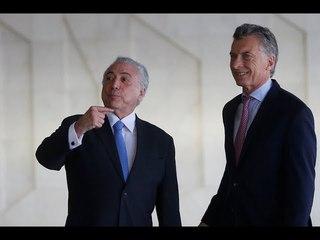 Direita argentina quebra o país e pede socorro ao FMI, e o Brasil que não se cuide...