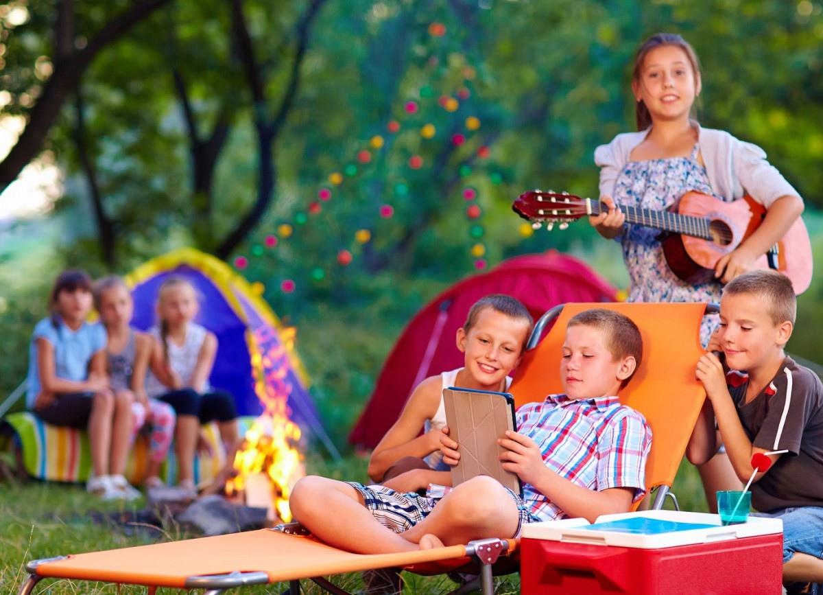 Летние лагеря могут открыться уже с 1 июля