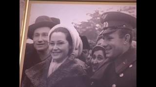 Интервью с женой первого космонавта Земли, уроженкой г. Оренбурга Валентиной Ивановной Гагариной