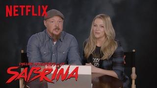 Реакция прошлого каста Сабрины на новый сериал Chilling Adventures of Sabrina | Netflix